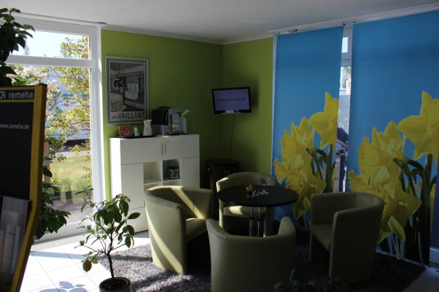 geschaeftshaus 4 heizung und montage. Black Bedroom Furniture Sets. Home Design Ideas
